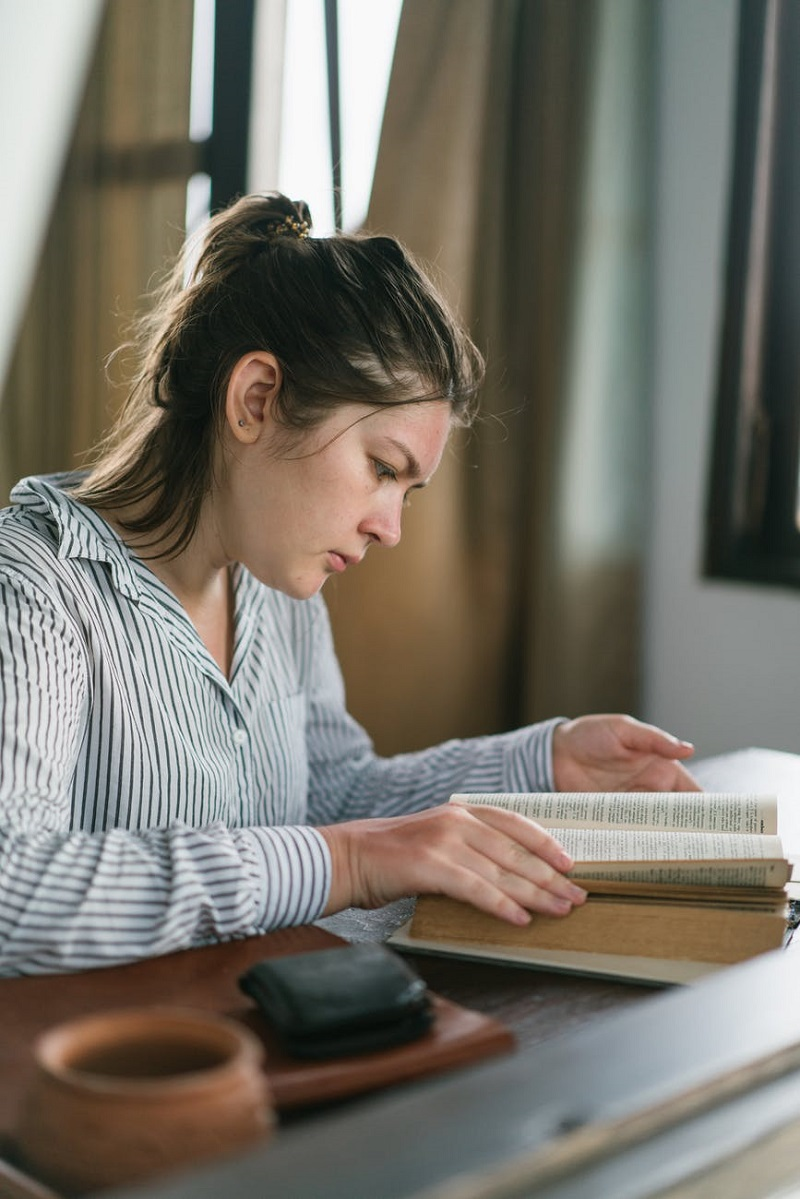 concentrate on studding exam stress tips